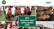 Australian beef eating quality audit released