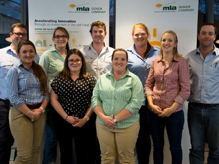 Graduation a milestone for nine new livestock consultants