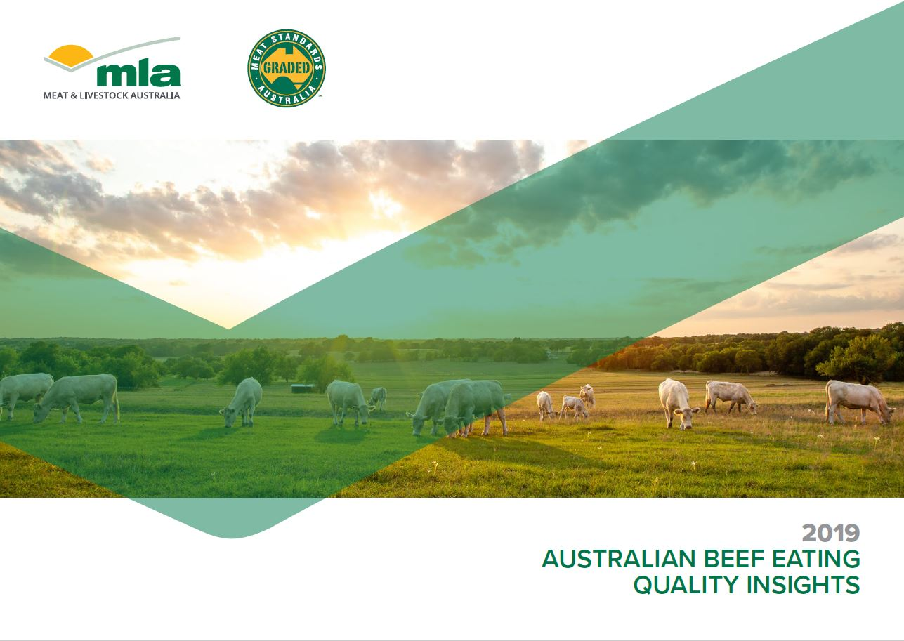 2019 Australian Beef Eating Quality Insights released