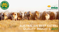 2017 Australian Beef Eating Quality Insights released
