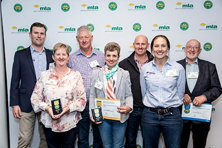 MSA excellence in eating quality awards
