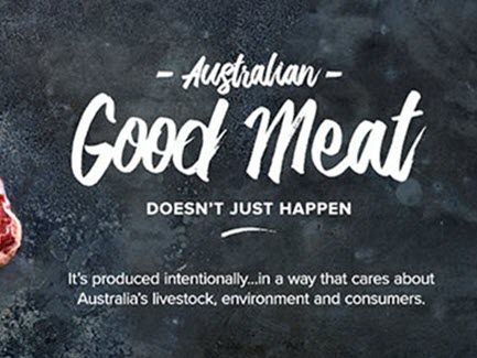 New Good Meat online platform shares red meat's story