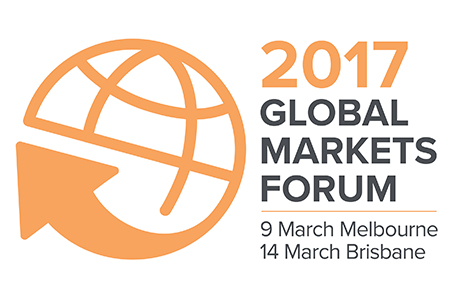 Global Markets Forum logo