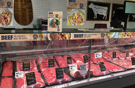 new order on demand system for independent butchers meat