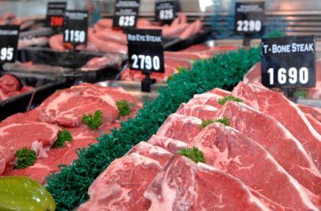 Food Price Index comes off the boil