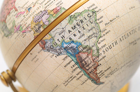 South America expands market footprint