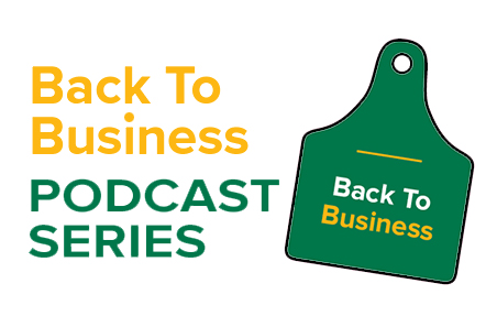Back to Business podcasts